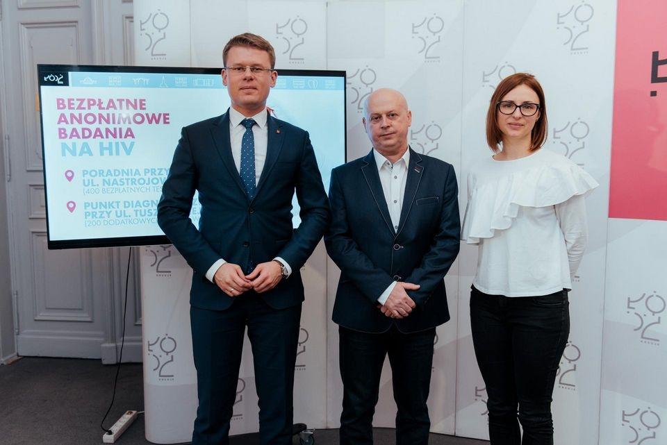 W Łodzi są już dwa punkty, gdzie można bezpłatnie wykonać test na obecność wirusa HIV  - Zdjęcie główne